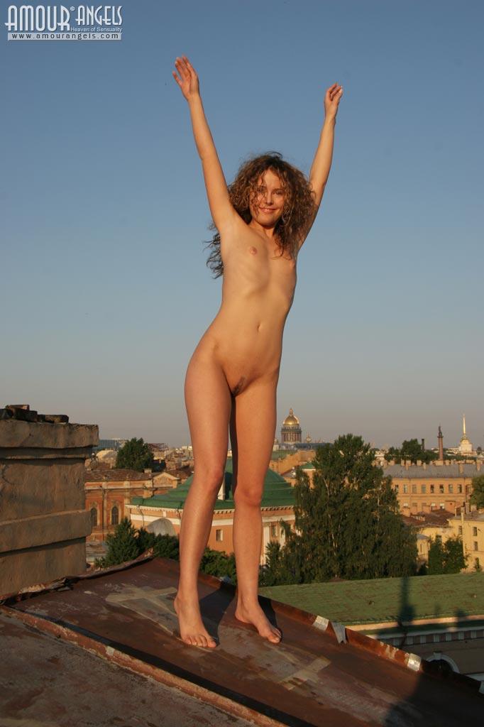 Unusual girls nudes