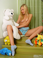 Playful teen toy