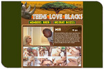 <b>Teen</b>s Love Blacks