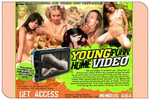 <b>Young</b> Porn Home Video